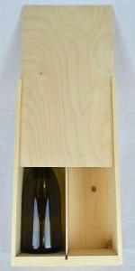 Wholesale Larger Champagne 2 Bottle Box
