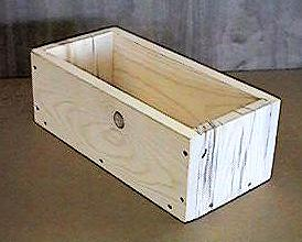 wholesale wooden 30 inch pine planter
