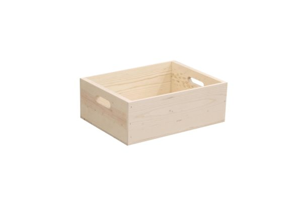 nostalgic wooden box