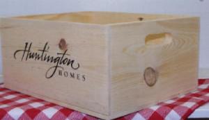 wholesale nostalgic wooden box