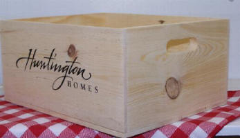 wholesale nostalgic wooden box
