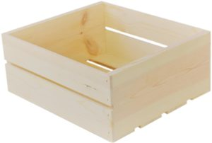 rustic wooden crate 16