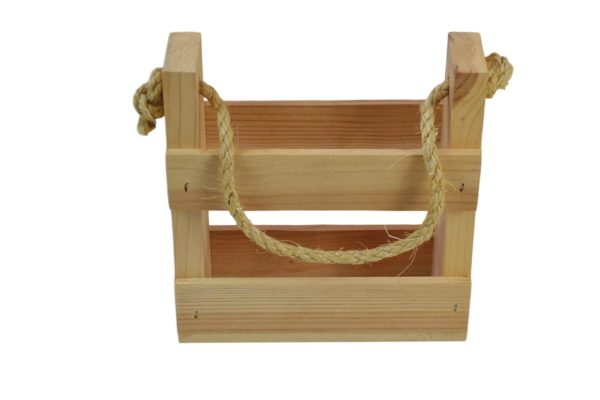 wooden sauce goft totes