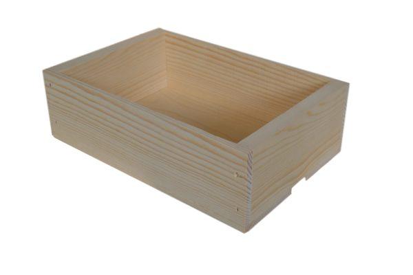12x8 wooden box
