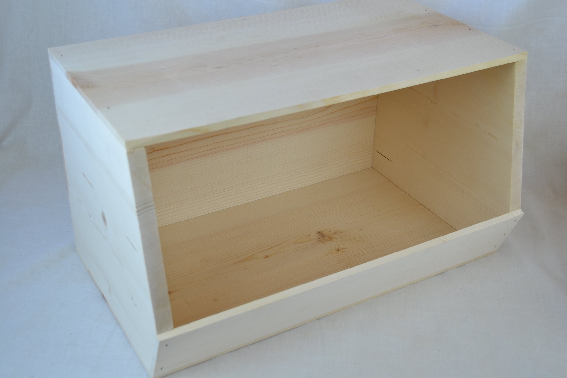 Wooden Stackable Storage Bin FREE SHIPPING On This Item!!
