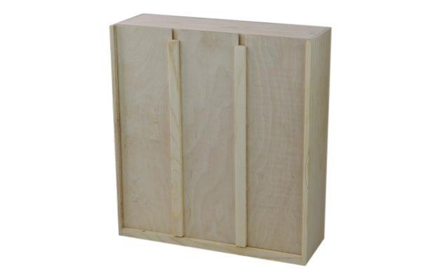 wooden anniversary box