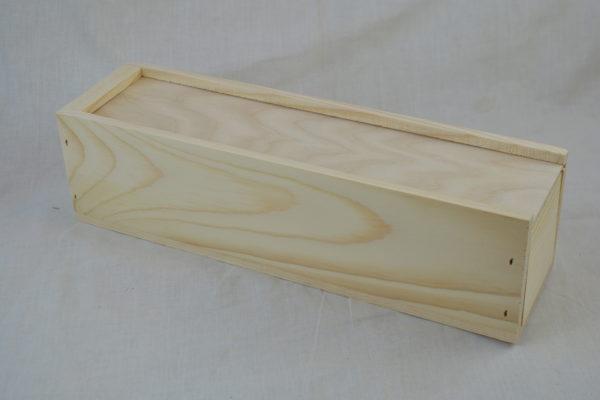 wholesale wooden wine box single