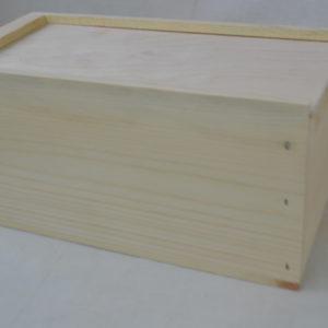 wooden box 10x5x5
