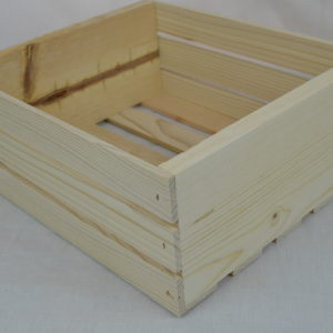 rustic wooden crate 12