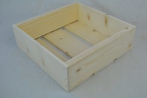 3 piece wooden nesting boxes large