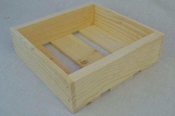 wholesale wooden box 12x12x4