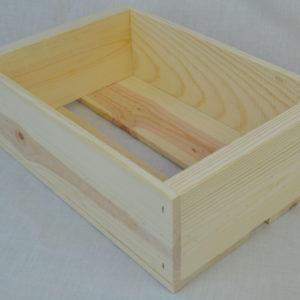 wooden box 12x8x4