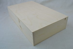 wholesale wooden reader board counter top shelf displsy lid closed