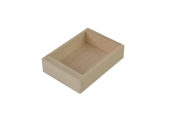 small wooden boxes 7x5x2