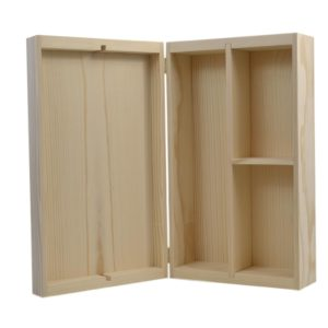 wooden special event box